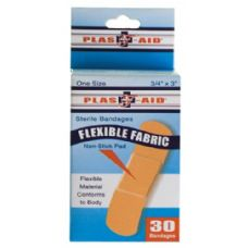 72 of Item# 991 30 Count Flexible Fabric Bandages