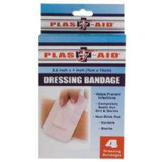 72 of Item# 992 4 Pk Dressing Bandages
