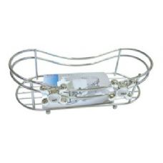 12 of Chrome Vanity Tray