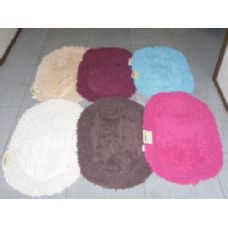 24 of Oval Plush Bathroom Racetrack