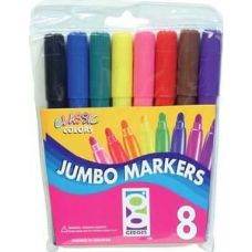 48 of 8 Ct. Jumbo Markers