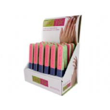 72 of 7 way nail file (24 per pdq)