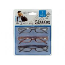 12 of Men's reading glasses