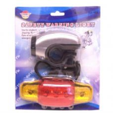48 of Bike Light with Tail Light