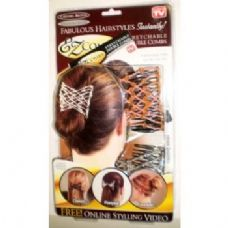 48 of Ez Combs Stretchable Double Combs