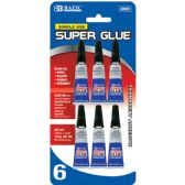 24 of 1 g / 0.036 Oz Single Use Super Glue (6/Pack)