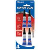 24 of 3g / 0.10 Oz. Super Glue (4/Pack)