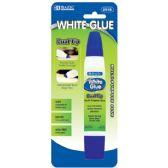 12 of 1 Oz. (29.5mL) Dual Tip White Glue