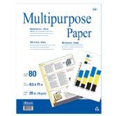50 of 80 Ct. White Multipurpose Paper