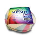 36 of 85 mm x 85 mm 400 Ct. Twirl Memo Pad