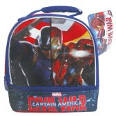 12 of LUNCH BAG 8.5 CAPTAIN AMERICA