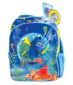 """3 of DISNEY BACKPACK 16""""""""DORY IN BUBBLE"""