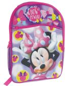 """12 of DISNEY BACKPACK 16""""""""MINNE MOUSE BOWTIQUE"""