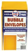 36 of BUBBLE ENVELOPE 3 PACK 6 X 9.25 INCH
