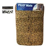 48 of FLOOR MAT MEMORY FOAM 15 X23 INCH ASSORTED ANIMAL PRINTS