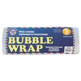 48 of BUBBLE WRAP ROLL 12 IN X 5 FEET PERFORATED