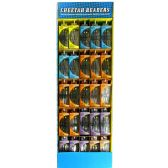 75 of Cheetah Readers 3pk Glasses Astd Power Display +1.25 To +3.00