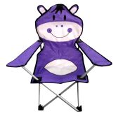 6 of CAMPING CHAIR FOR KIDS 26 X 14 X 14 DONKEY DESIGN