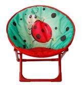 6 of Kids' Moon Chair Ladybug