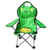 6 of CAMPING CHAIR FOR KIDS 26 X 14 X 14 CROCODILE DESIGN