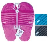 18 of LADIES SLIDE SANDAL ASSORTED SIZES 5-10 AND COLORS