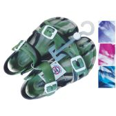 24 of UNISEX SANDAL ADJUSTABLE STRAPS YOUTH ASSORTED SIZES 11-3 AND COLORS