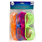48 of PARTY SOLUTIONS PARTY GLASSES