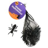 48 of HALLOWEEN PLASTIC INSECTS 12 P