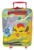 """4 of DISNEY ROLLING LUGGAGE 16""""""""LION GUARD"""