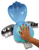 6 of HAND SHELL HOME MANICURE WITH 3 COMPARTMENTS AS SEEN ON TV