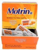 50 of MOTRIN TABLETBOX