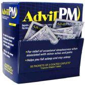50 of ADVIL PM 2PK BOX