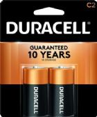 48 of DURACELL C 2 PK COPPERTONE BATTERIES