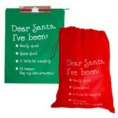 36 of SANTA SACK NONWOVEN 18X24IN