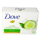 48 of DOVE BAR SOAP 4.75 OZ GO FRESH