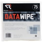 288 of Read Right DataWipe RR1250 Cleaning Wipe