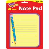 Trend Classroom Paper Note Pad