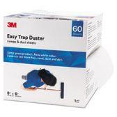 "Easy Trap Duster, 8"" x 30ft, White, 60 Sheets/Box, 8 Boxes/Carton"