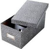 12 of Oxford Index Card Storage Boxes