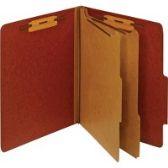 Pendaflex Bonded Fastener Classification Folders