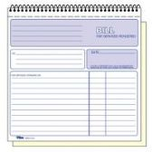 30 of TOPS 2-part Carbonless Wirebound Invoice Book