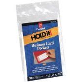Cardinal Cardinal HOLDit! Business Card Pockets