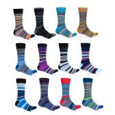 9600 of Alberto Cardinali Mens Pattern Dress Socks