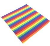 1200 of Cotton Bandana-Rainbow Stripes