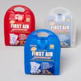 99 of First Aid Kit 35 Pcs In Plastic Case