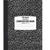 48 of Marble Composition Book - 120 Sheets