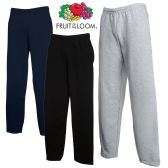 24 of Men's Fruit Of The Loom Sweatpants, Size Xlarge Bulk Buy