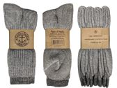 240 of Yacht & Smith Terry Lined Merino Wool Thermal Boot Socks For Men And Woman Mix Pallet Deal