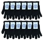 240 of Yacht & Smith Unisex Black Magic Gloves 240 Pairs