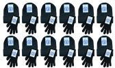 144 of Yacht & Smith Adult Unisex Warm Winter Sets 72 Pairs Of Gloves And 72 Hats